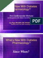 NewCardiovascularHorizonsWhat'sNewWithThePharmacology2008