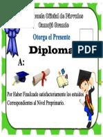 Diploma de Hombre