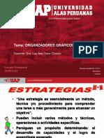 1 . Estrategias - Organizadores Gráficos