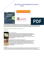 Microbiologia y Par Biomagnetico Spanish Edition Axngmyg