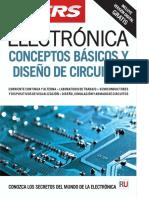 Electrónica - Conceptos Básicos y Diseño de Circuitos