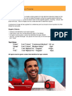 tgv3m drake television graphic design assignment