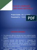 Application of Composite Materials and Nano Materials