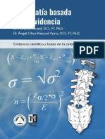 Osteopatía basada en la evidencia