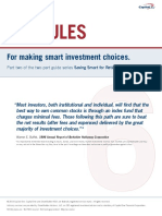 Six Rules for Making Smart Investment Choices