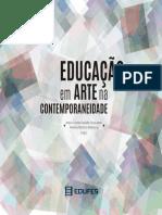 Educação em Arte na Contemporaneidade