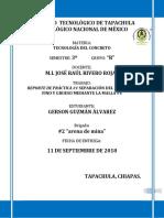SEPARACIÓN DEL AGREGADO FINO Y GRUESO MEDIANTE LA MALLA #4