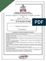 MOBA 2008 - PROVA APLICADA - ÁREA I.pdf