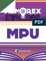 Memorex MPU Técnico Rodada 00