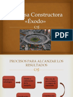 Empresa Constructora Éxodo