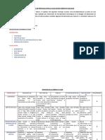 Rúbrica de Protocolo Para La Evaluación Formativa Del Blog