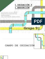 pozos de absorcion y campos de oxidacion