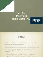 VHDL Parte 5 (Sequencial)