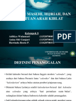 1. Kelompok 8 - Kalender Masehi, Hijriah, dan Penentuan Arah Kiblat.pptx