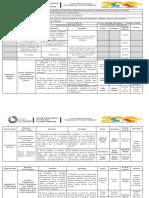 Planificacion Matematica 1er Periodo 4to Año 2018-2019