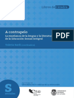 A Contrapelo. Valeria Sardi