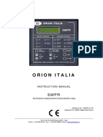 INSTRUCTION MANUAL SMPR
