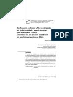 Mercantilizacion y desacoples del mercado laboral, chile.pdf