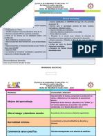 Ruta de Mejora Ciclo Escolar 2018-2019 T.V.