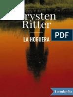 La Hoguera - Krysten Ritter