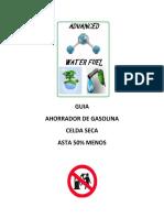 Manual Celda Seca 3
