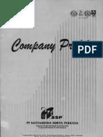 Company Profile PT Satyamitra Surya Perkasa