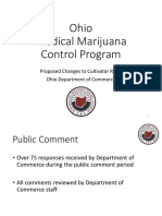 Ohio Medical Marijuana Control Program