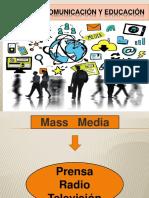 Educación y Métodos de Comunicación