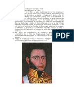 Acontecimientos Del Gobierno de Orbegozo