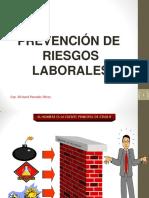 Diapositivas Sesión 1-Prevención de Riesgos Laborales