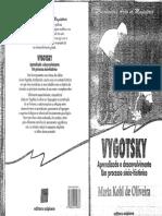Vygotsky Aprendizado e Desenvolvimento - Um Processo Sócio-histórico-1