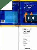 El Concepto de Maitland Su Aplicación