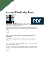 Leyes de Charles