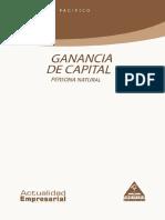 Ganacia de Capital Persona Natural.a.e.ins,Paci.