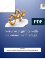 Reverse Logistics with E-commerce Strategy