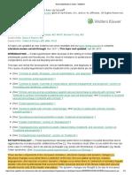 Portal Hypertension in Adults - UpToDate