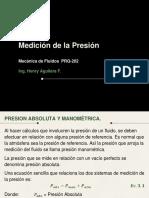 CAP. III - Medición de la Presión.pptx