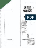 Gaston GORI. La Pampa Sin Gaucho