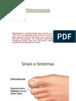 Onicomicose_slide.pptx
