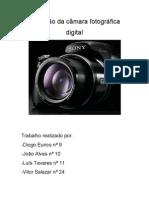A Evolução da Câmara Fotográfica Digital
