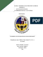 Monografia Registro de Pozo