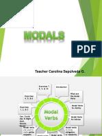 CSG Grammar Modal Verbs Todos n Ejercicios a Estudiantes
