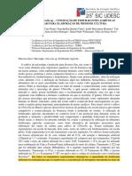 Cultivo de Chlorella Sp. – Utilização de Fertilizantes Agrícolas Comerciais Para Elaboração de Meios de Cultura