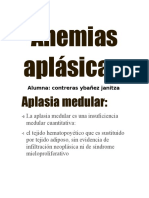 Anemias aplásicas.rtf