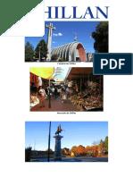 Lugares para visitar en Chillan