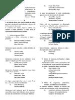 Método de Arquivamento - Alfabético