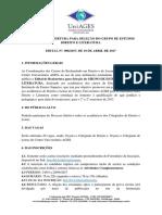 Projeto - DL