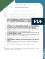 Ieu Interpretación y Registro de Operaciones de Caja y Diario. (2) Archivo de Apoyo de La Actividad de Aprendizaje 2.
