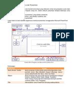 Modul Presentasi (Power Point)