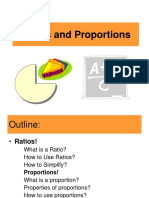 ratios and proportions.ppt